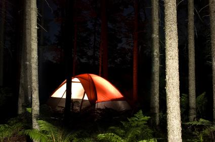 More about camping lanterns.