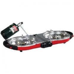 coleman foldable stove