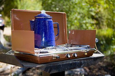 vintage coleman stove