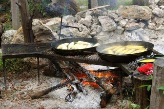Outdoor cooking recipes make camping delicious.