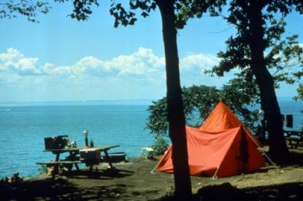 Ohio State Campgrounds Slideshow