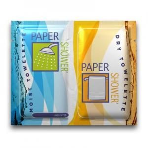 Paper Shower packet