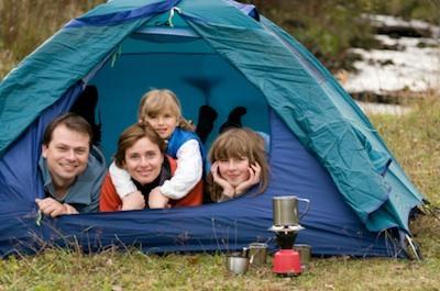 Camping in Illinios
