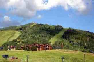 Steamboat Springs landscape