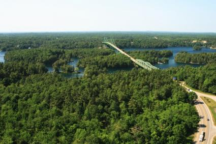 1000 Island Bridge