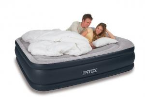 Intex Comfort Rest Raised Air Mattress