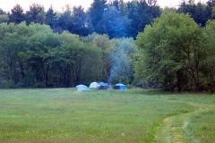 Kickapoo Valley Reserve campsite
