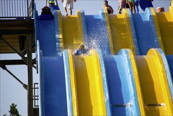 Waller, Texas Water Slides