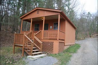 Shenandoah Valley Cabin