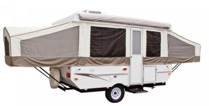 Tips for Buying a Pop-Up Trailer
