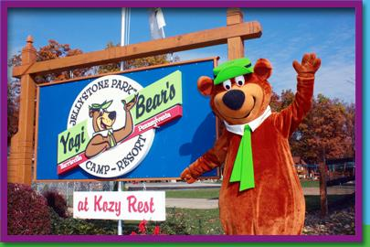 Jellystone Park at Kozy Rest