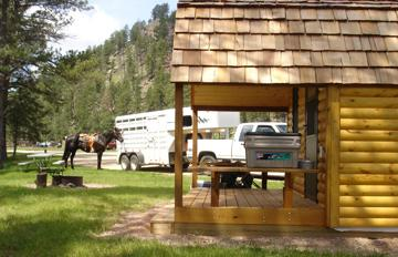 French Creek Horse Camp