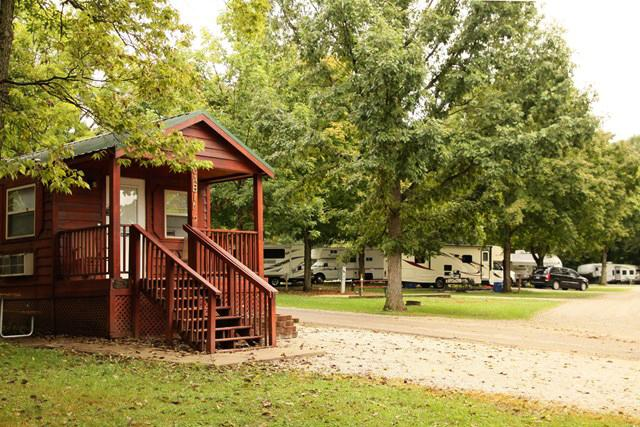 campgrounds close to kings island lovetoknow