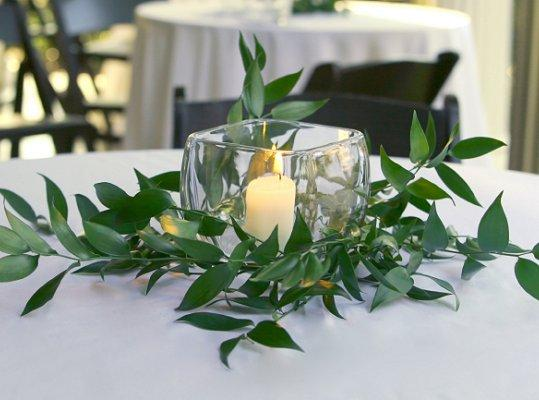 Pictures Of Candle Centerpiece Ideas Slideshow
