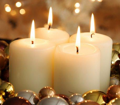 ornament candle rings the sheen of ornament candle rings is