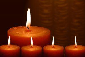 Bargain candles