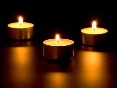 Candlelight Ceremony for Pet Loss