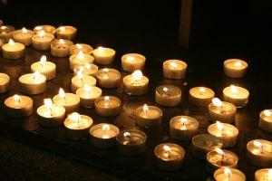 Votive candles are a popular choice