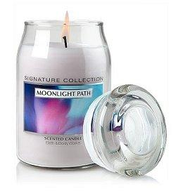 Bath and Body Works Signature Collection Moonlight Path Scented Candle Jar 14.5oz