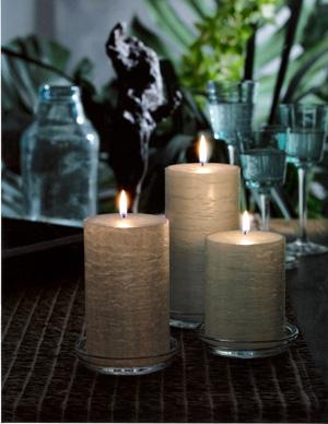 GloLite's Calm Waters Candles
