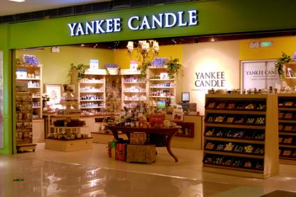 A Yankee Candle store; Copyright Photoexpress at Dreamstime.com.