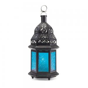 Morrocan Lantern Tea Light Candleholder at Amazon.com
