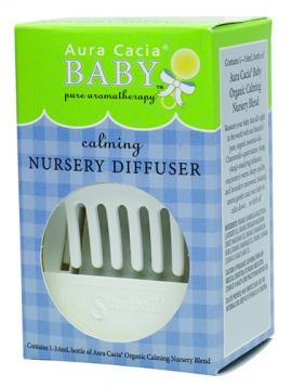 Aura Cacia Calming Nursery Diffuser
