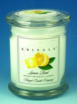 Lemon Rind | Medium 2-Wick Classic Jar