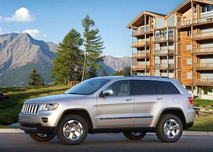 Jeep Grand Cherokee Rentals