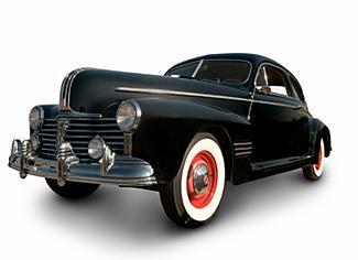 1940s Pontiac Coupe