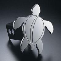 Turtle car hitch cover