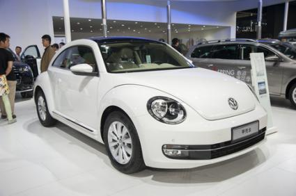 Volkswagon Beetle TDI; © Mkcs | Dreamstime.com