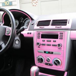 Pink Dash Kit