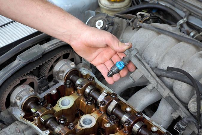 Cost Of Fuel Injector Cleaning