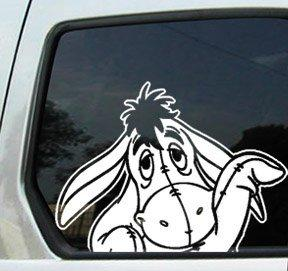 Eeyore Window Decal at Amazon
