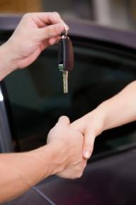 Keys Changing Hands