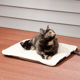 heated bed - Heated Pet Beds