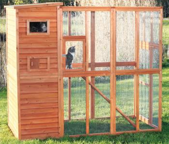 Outdoor playpen