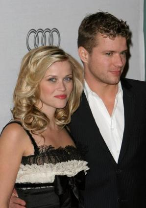 reese witherspoon ryan. Ryan Phillippe and Reese