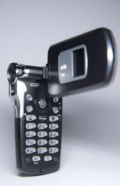 Cell Phone Yoga