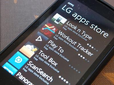 Windows Phone 7 App Marketplace