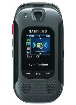Samsung Convoy 3 SCH-U680 Rugged 3G Cell Phone Verizon Wireless