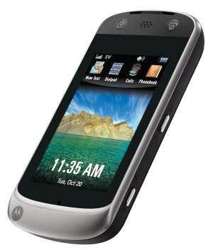 Motorola Crush Cell Phone