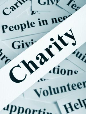 Why would an organization have to understand returning charitable