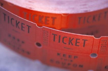 Free Ticket Template – Template for Making Tickets