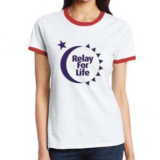 Relay for LIfe T-Shirt at Amazon.com