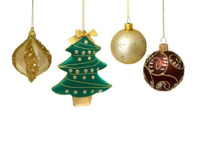 Christmas Tree Ornament Fundraiser
