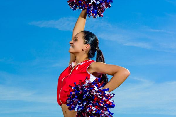 Superb Cheerleading Hairstyles Slideshow Short Hairstyles For Black Women Fulllsitofus