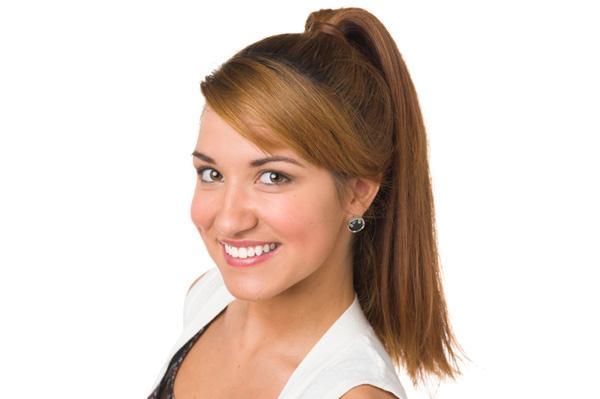 Cheerleader Hair Styles: Cheerleader Ponytail Gallery