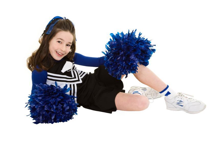 Znalezione obrazy dla zapytania Cheerleading blue